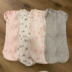 4 Sleep Swaddle Dresses
